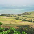 Landschaft auf Mauritius