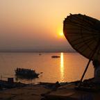 Varanasi - Sonnenaufgang
