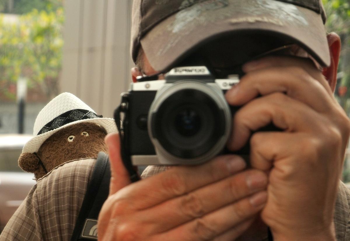Fotograf und Assistent