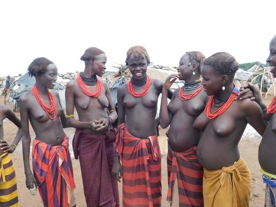 Frauen in Äthiopien