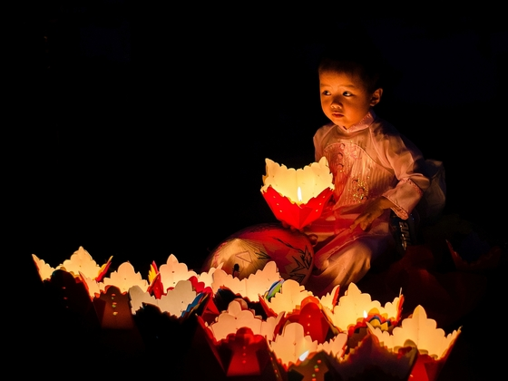 Mondfest (Hoi An, Vietnam)