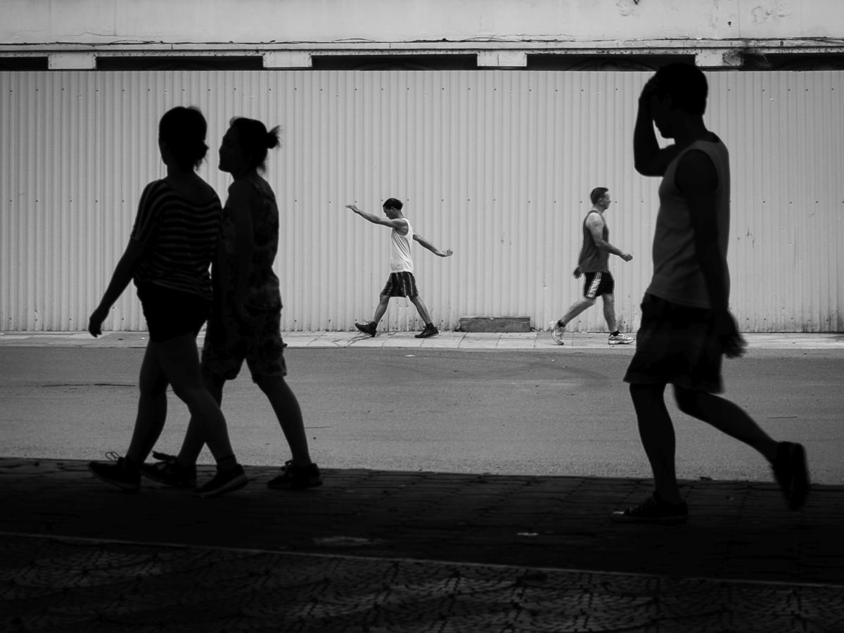Morgensport (Hanoi, Vietnam)