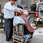Sonntagsmarkt in Kashgar