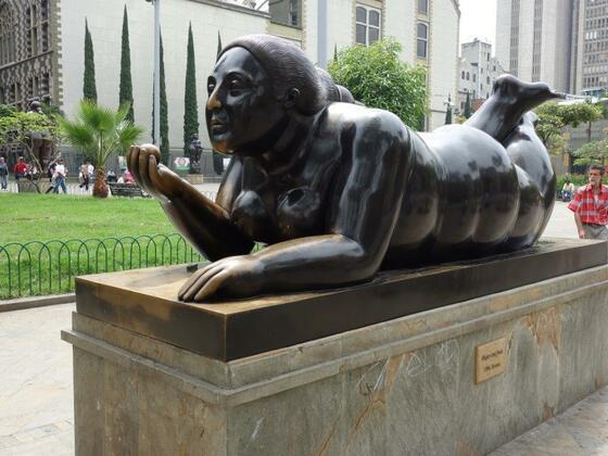 Plaza Botero - Medellin / Kolumbien