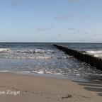 Am Strand von Zingst 2
