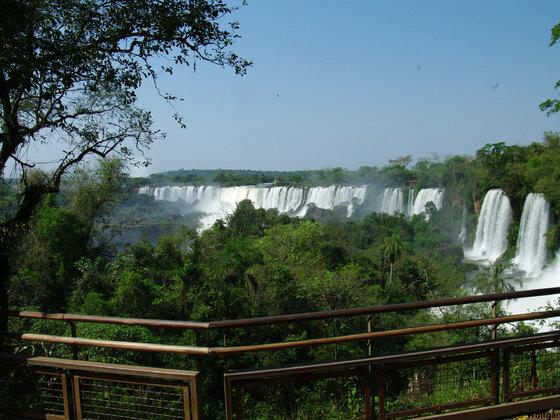 Iguazu Faelle