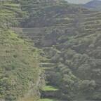 Terrassenlandschaft im Norden
