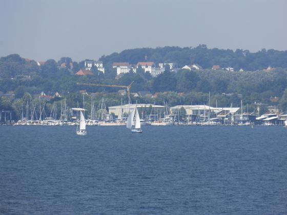 Lauterbacher Hafen und Putbus
