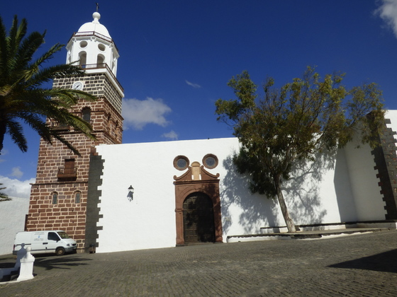 Lanzarote: Iglesia de Nuestra Señora de Guadalupe in Teguise