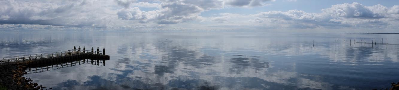Blick über das Ijesselmeer