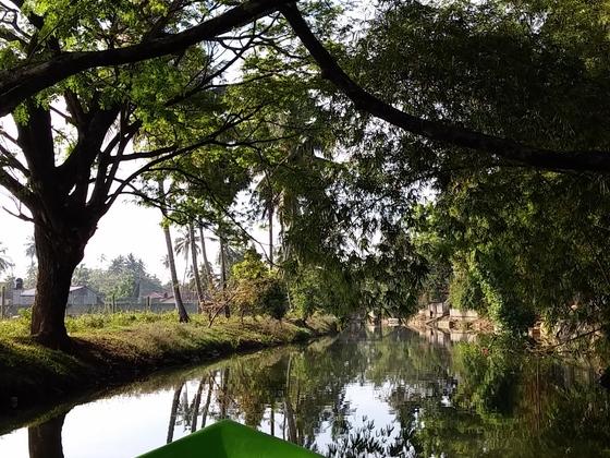 Negombo Kanaltour