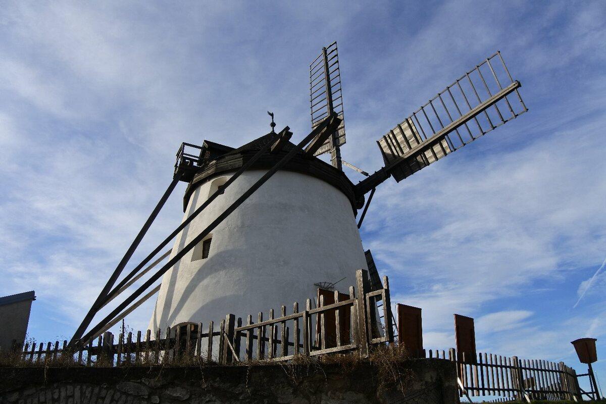 Windmühle Retz