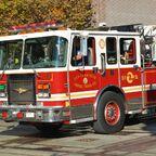 Fire Fighters im Einsatz