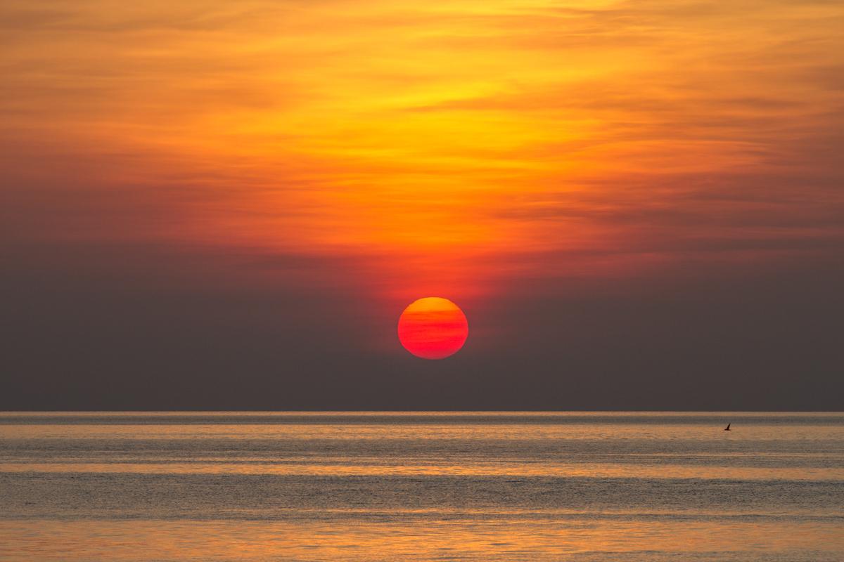 Sonnenuntergang auf Tioman