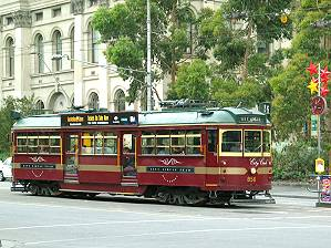 Sightseeing - streetcar