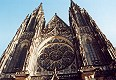 Prague, St.Veits Dom,     Click for large image